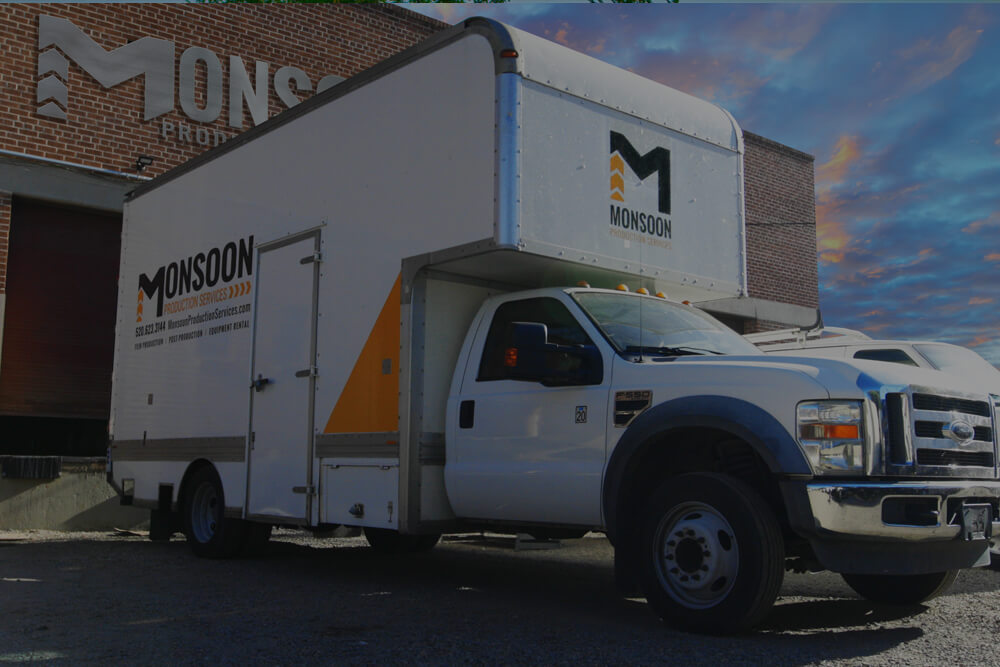 Production Rentals Monsoon Production Services